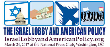 The Israel Lobby and American Foreign Policy conference